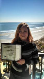 2015 Educator of the Year Award
